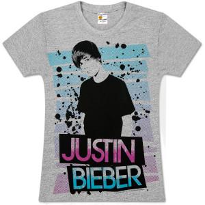 Justin Bieber Official Store on Justin Bieber Bars Girls  T Shirt   Shop The Bravado Superstore