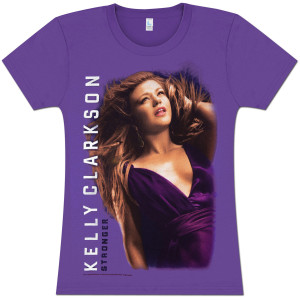 Kelly Clarkson Wind Photo Babydoll