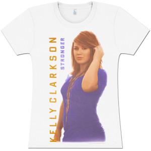 Kelly Clarkson Vertical Logo Babydoll