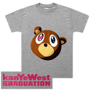 Kanye West Graduation Tee