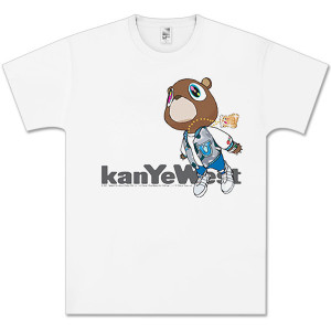 Kanye West Flying Bear T-Shirt