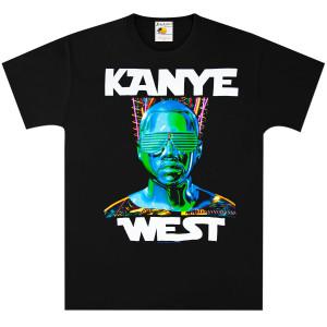 Kanye West Robot Wars T-Shirt