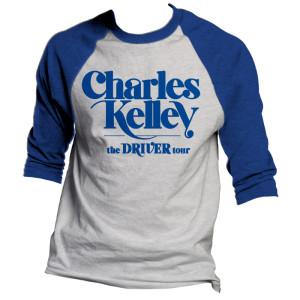 Charles Kelley Script Raglan