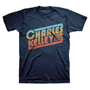Charles Kelley Driver Slant T-shirt