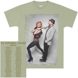 Sugarland Duo Photo T-Shirt