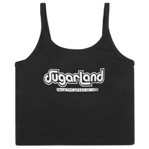 Sugarland Speed of Life Ladies Tank Top