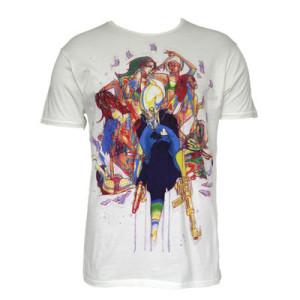 Mike Shinoda Fireworks T-Shirt