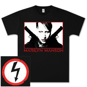 Marilyn Manson Pistol Whipped T-Shirt