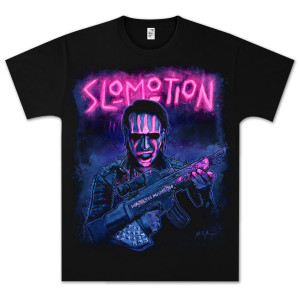 Marilyn Manson Slomotion T-Shirt