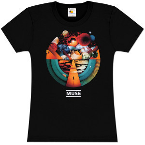Muse Love Exogenesis Girls' Fitted T-Shirt