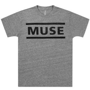 Muse Logo Type T-Shirt