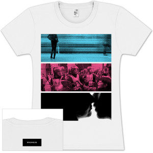 Muse Cinematic Girlie T-Shirt