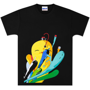 N*E*R*D Splash T-Shirt