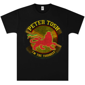 Peter Tosh I'm The Toughest T-Shirt