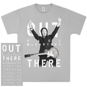 Paul McCartney Out There ADMAT T-Shirt