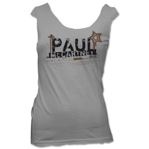 Paul McCartney Star Power Grey Babydoll