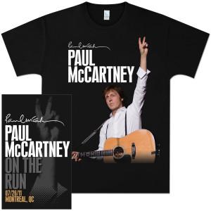 Paul McCartney Montreal Event T-Shirt