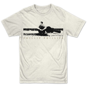 Phillip Phillips Silhouette T-Shirt