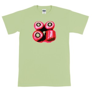 Red Hot Chili Peppers Green Wheels T-Shirt