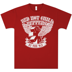 Red Hot Chili Peppers Flyin By the Way T-Shirt