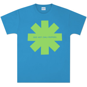 Red Hot Chili Peppers Asterisk Groove T-Shirt