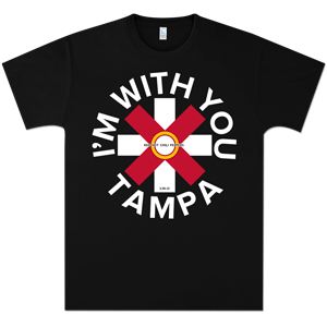 Red Hot Chili Peppers Tampa Event T-Shirt