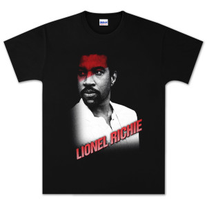 Lionel Richie Profile T-Shirt