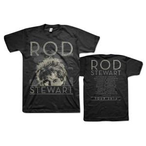 Rod Stewart Peekaboo Tour T-Shirt