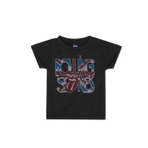 Rolling Stones Union Jack Tongue Infant T-Shirt
