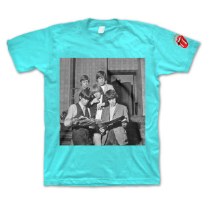 Rolling Stones Newspaper T-Shirt