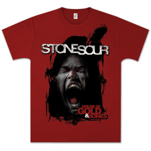Stone Sour HOG&B Scream T-Shirt
