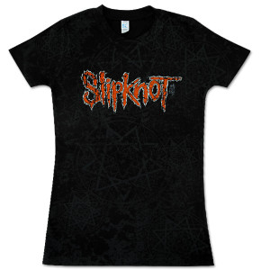 Slipknot Allover Stars Babydoll