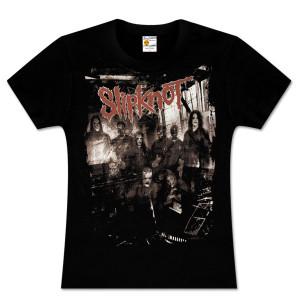 Slipknot Haunted Room Babydoll