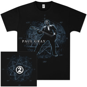 Slipknot Paul Gray Forever 02 T-Shirt