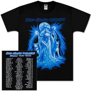 Trans-Siberian Orchestra Winter Queen 2007 Tour T-Shirt