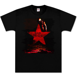 Scars on Broadway Whore Street Star T-Shirt