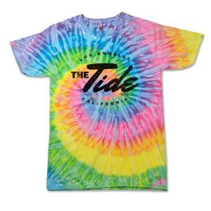 The Tide Tie-Dye T-Shirt