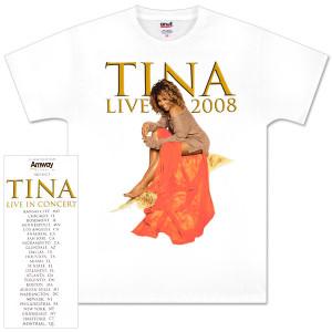 Tina Turner Perfect Smile T-Shirt
