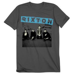 Rixton Grungy Type T-Shirt