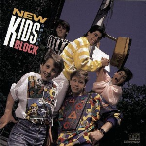 New Kids on the Block - New Kids on the Block - MP3 Download