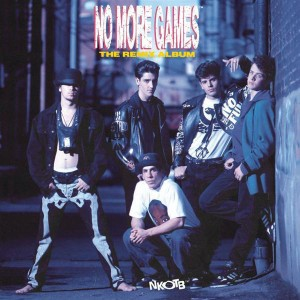 New Kids on the Block - No More Games: The Remix Album - MP3 Download