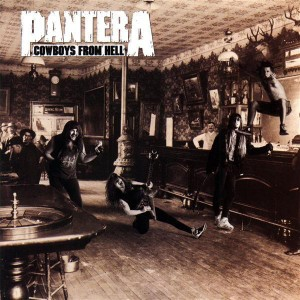 Pantera - Cowboys From Hell - MP3 Download