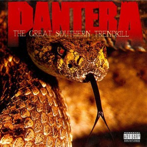 Pantera - The Great Southern Trendkill- MP3 Download