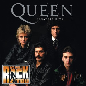 Queen - Greatest Hits - We Will Rock You Edition - MP3 Download
