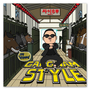 PSY - Gangnam Style - MP3