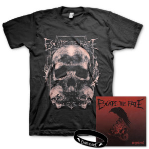 Escape The Fate Ungrateful Bundle 1