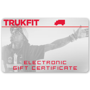Trukfit Electronic Gift Certificate
