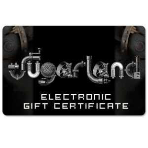 Sugarland Electronic Gift Certificate