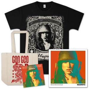 Goo Goo Dolls Deluxe Magnetic Bundle