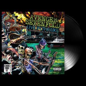 Avenged Sevenfold - Live In The LBC & Diamonds In The Rough (Vinyl w/Bonus DVD)(RSD Exclusive)